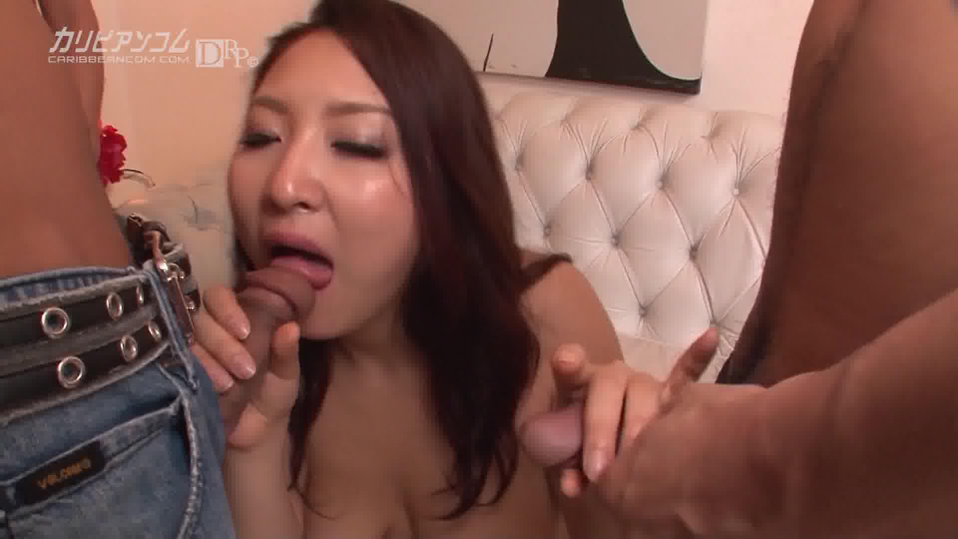 ダイナマイト痴女を拘束輪姦 - 本真ゆり【痴女・乱交・ぶっかけ】