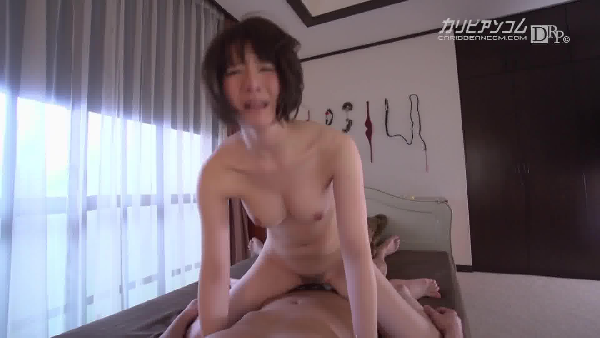 ドM娘覚醒 - 宮崎愛莉【美乳・スレンダー・イラマチオ】