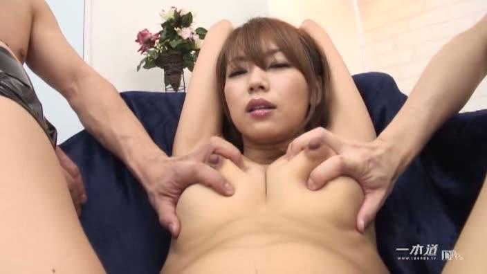 スレンダー美女を徹底調教〜拘束3Pファック〜【亜希菜】