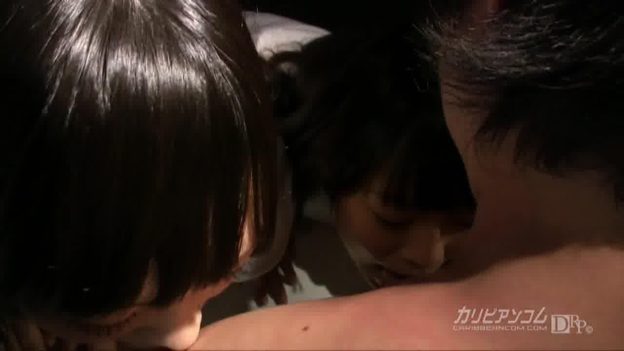 男性天国 ガールズバー 後編 - 小咲みお【乱交・痴女・ギャル】
