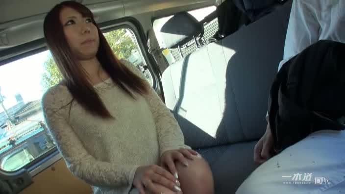 車内羞恥プレイで大興奮【清水恋花】