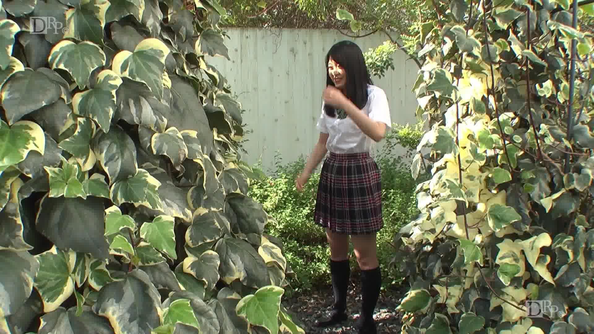 放課後に、仕込んでください ~初めてのことだらけで興奮しちゃった~ - 美月るな【制服・バイブ・中出し】
