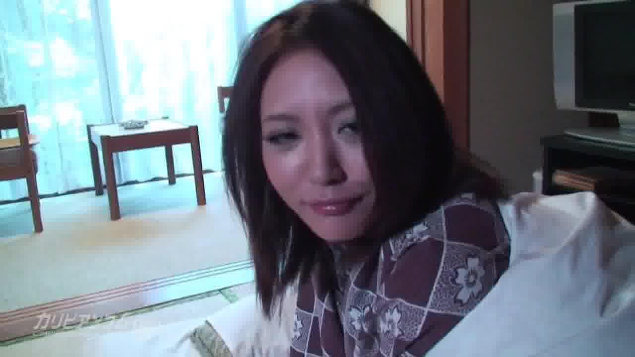 彼女とハメ撮り温泉旅行 ~後編~ - 倉木みお【ハメ撮り・クンニ・中出し】
