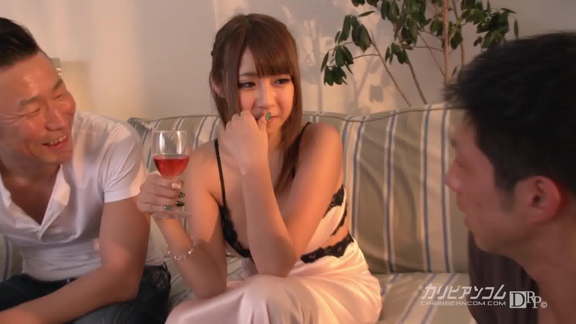 ほろ酔いセックス ~くっつきたくなっちゃう♪~ - 北川瞳【巨乳・ギャル・痴女】