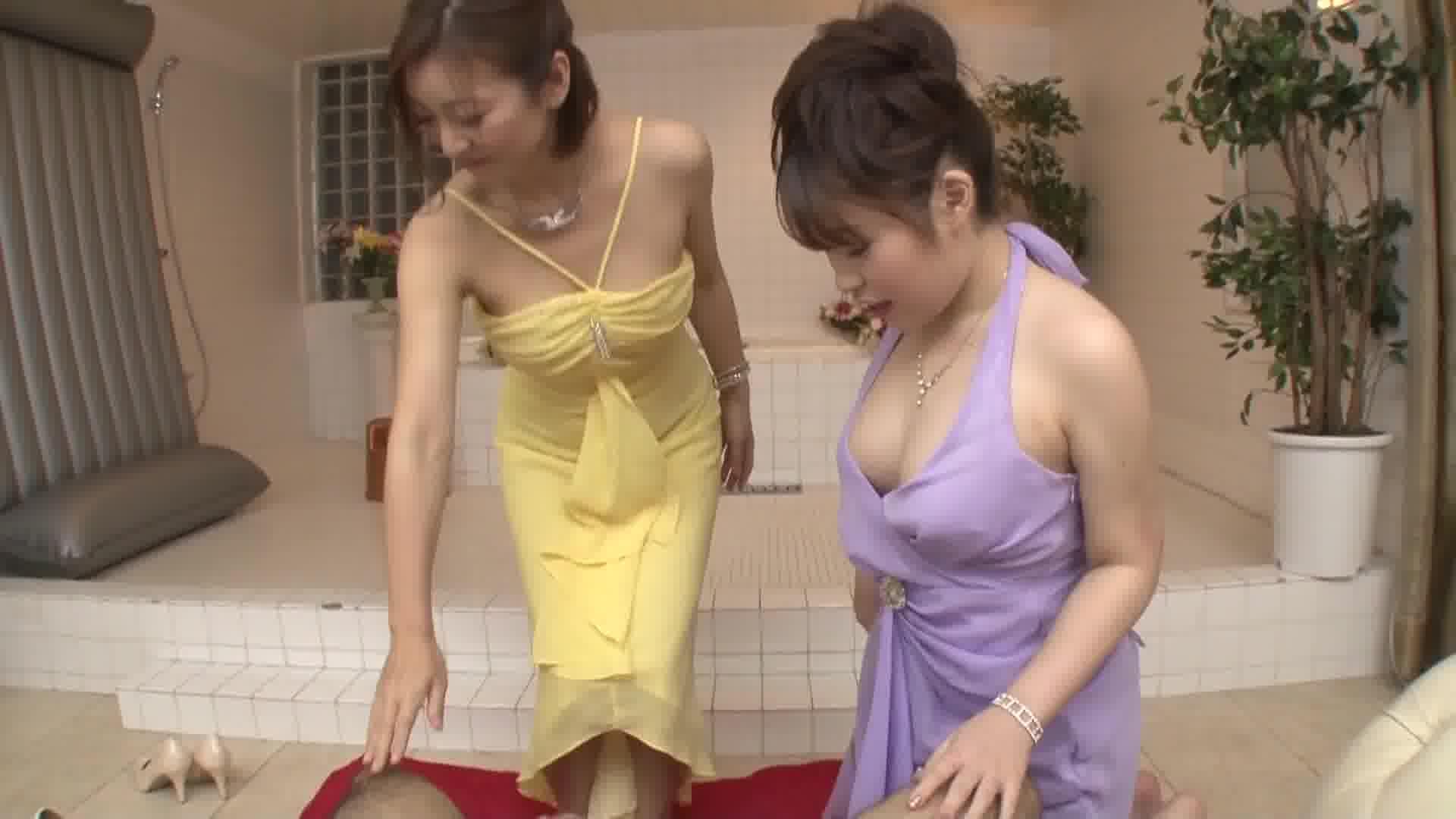 蝶が如く ~ピンク通りの二輪車ソープランド14~ - 神谷ゆうみ【巨乳・パイパン・痴女】