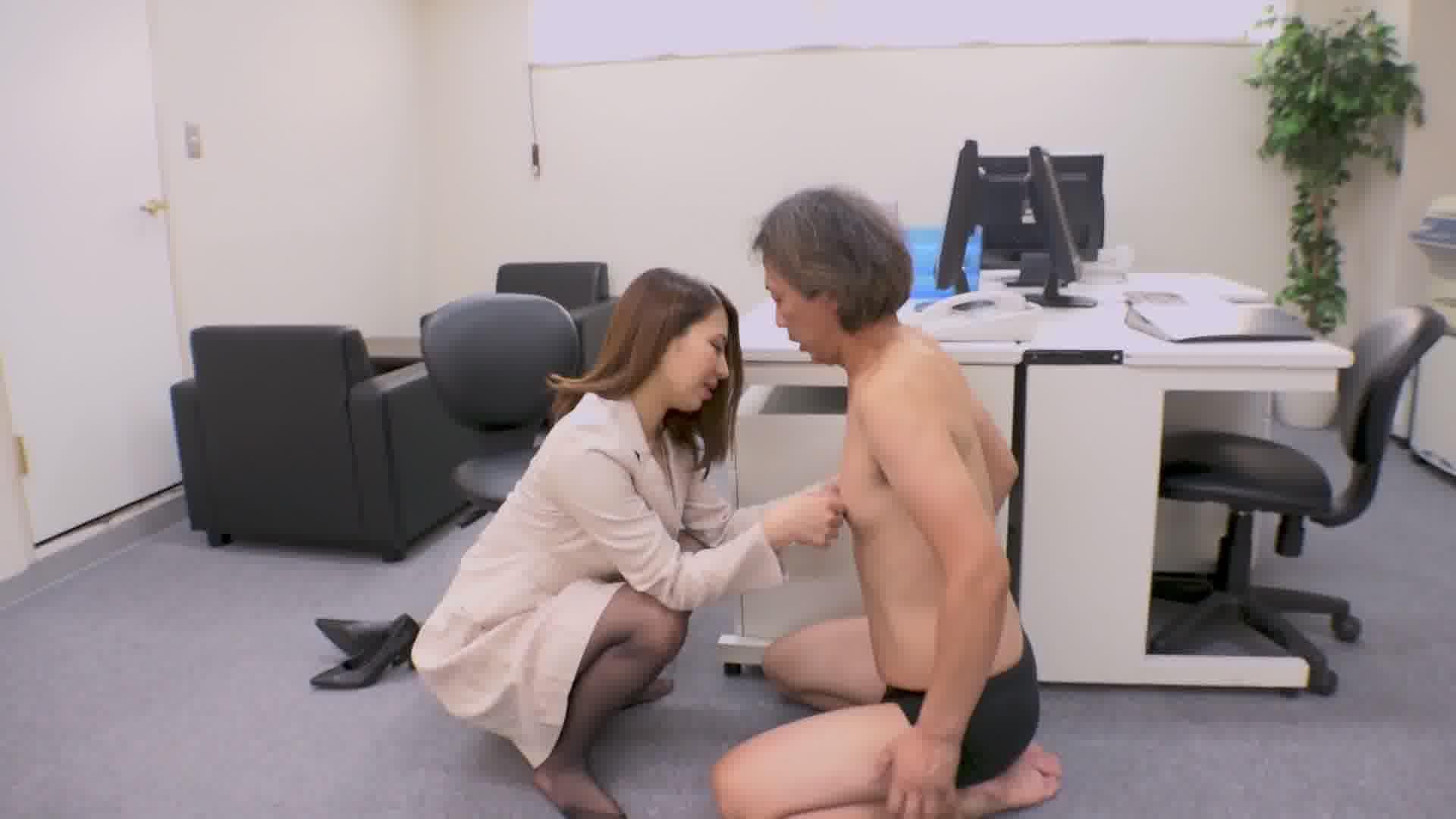 淫乱女上司 ~仕事ができない僕の扱いがヤバい~ - 枢木みかん【痴女・OL・中出し】
