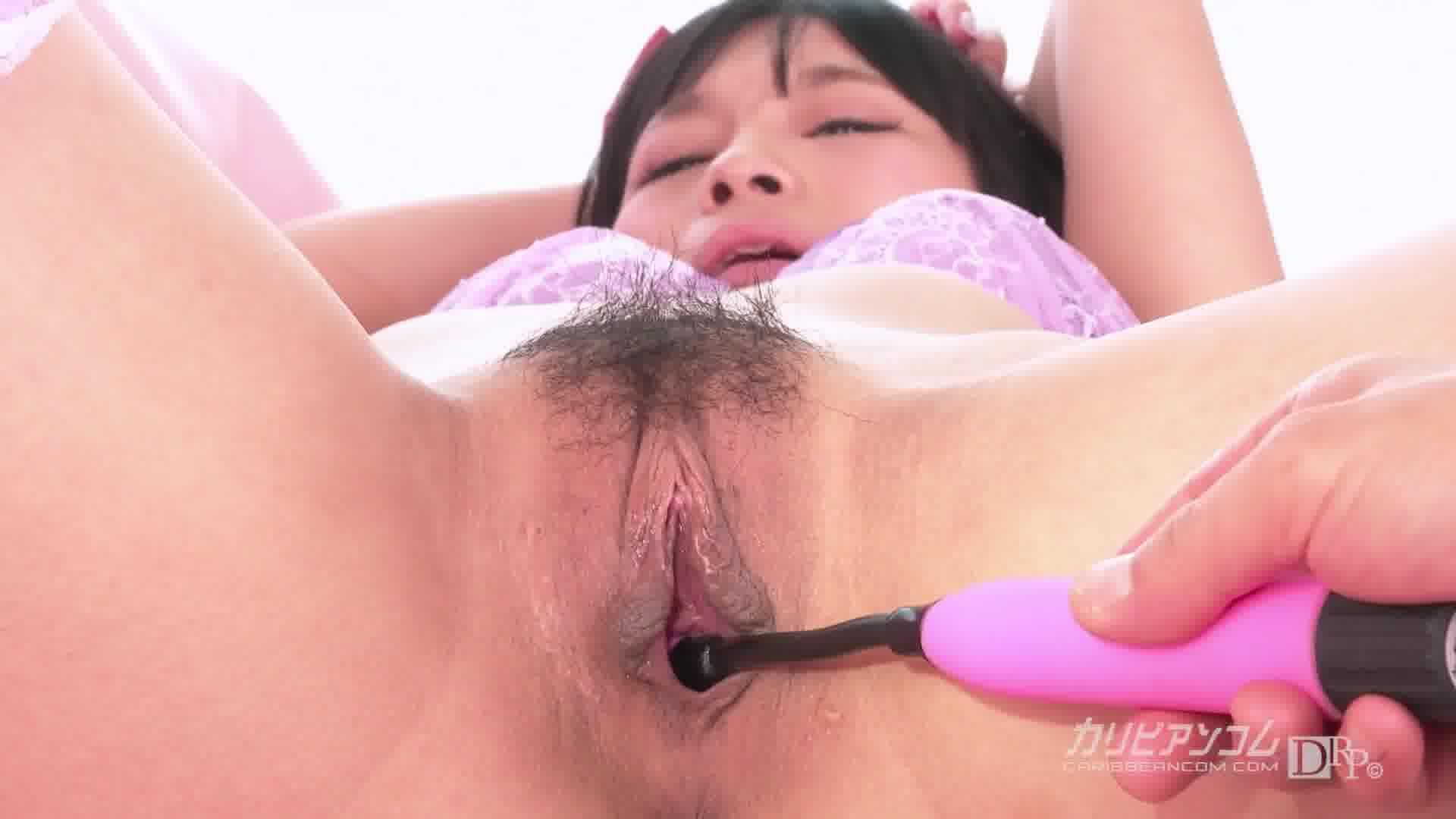 マンコ図鑑 杏 - 杏【美乳・オナニー・バイブ】