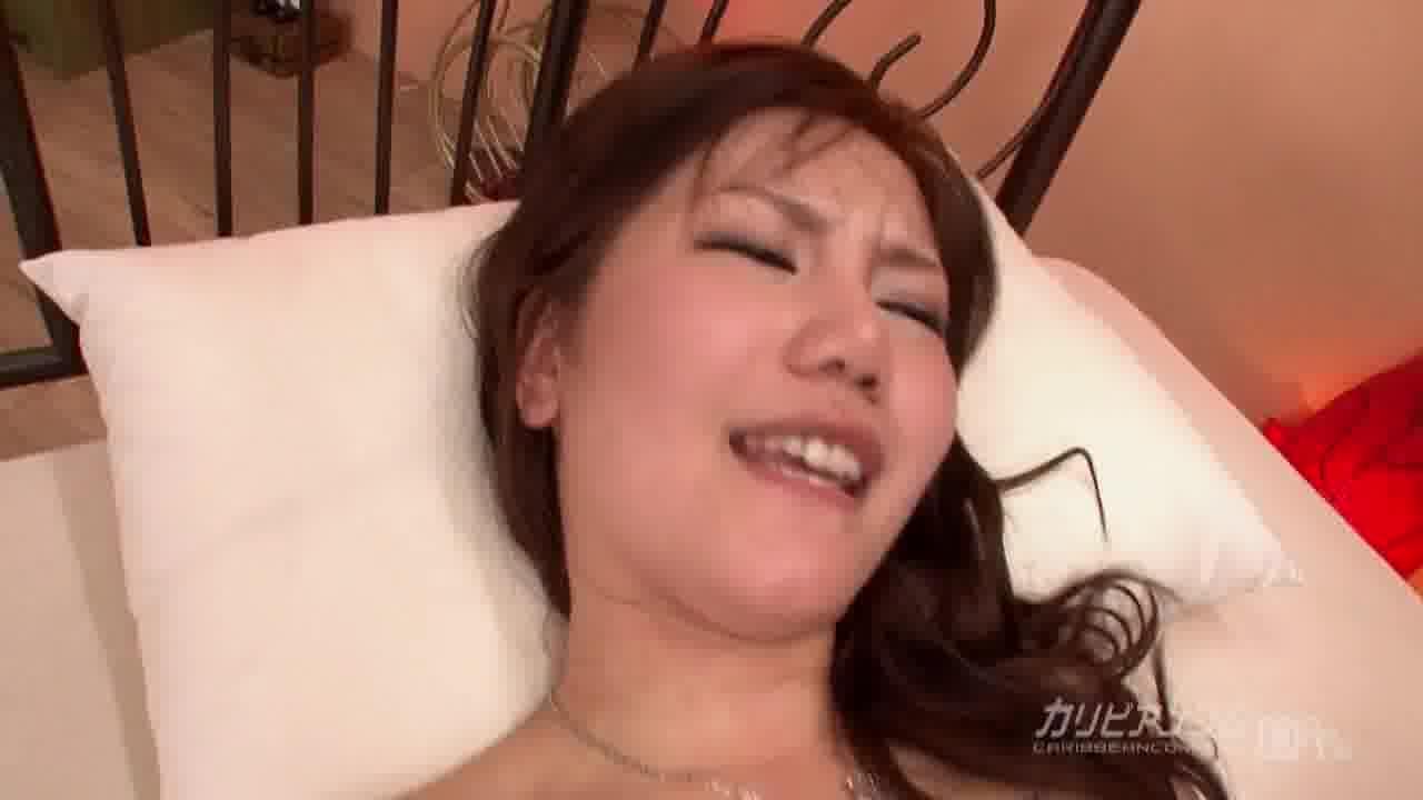 カリビアンキューティー Vol.26 - 小西友梨【痴女・隠語・中出し】