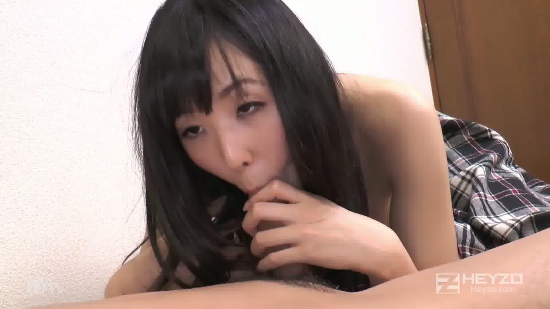 清純彼女は淫乱痴女!? - 上野真奈美【フェラ オナニー クンニ】