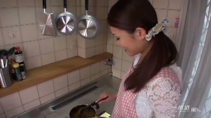 ときめき 〜あなたのための手料理〜【牧村京香】