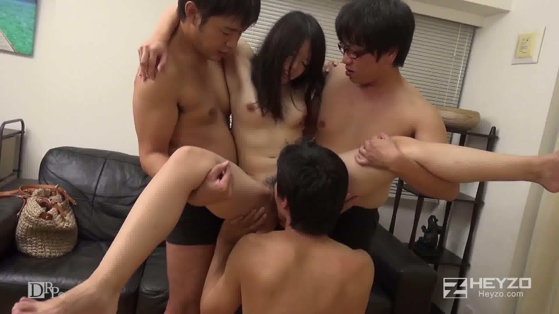 都会の洗礼 後編 - 双葉愛【クンニ フェラ 正常位 背面騎乗位】