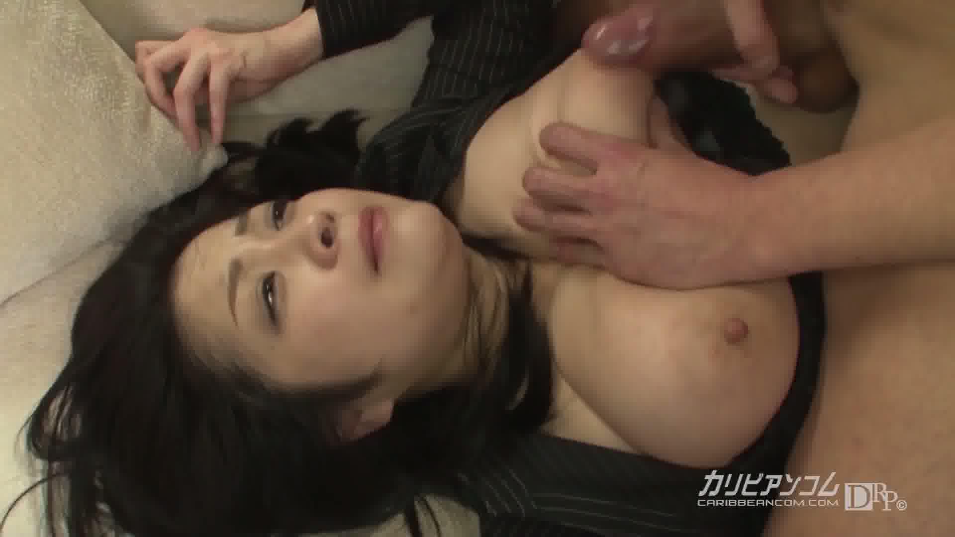 花弁と大蛇 - 小向美奈子【痴女・巨乳・中出し】