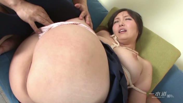 しばられたいの1 〜緊縛女子校生〜【大沢はるか】