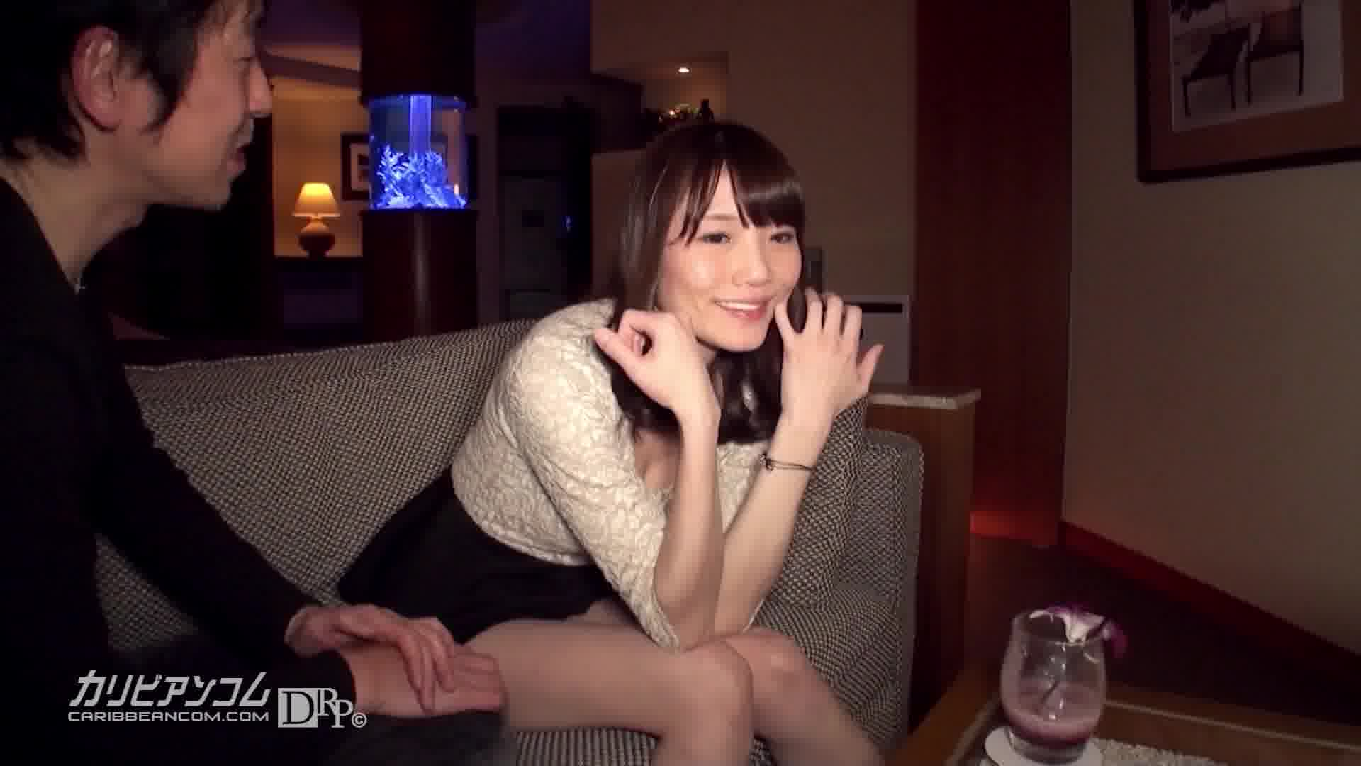 AV女優と飲み…そして泊まりSEX by HAMAR 3 前編 - 優木あおい【ハメ撮り・ドキュメンタリー・中出し】