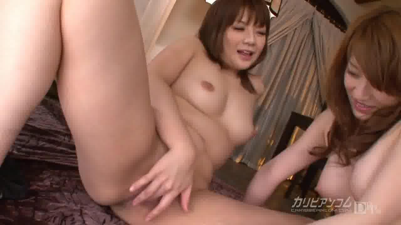 執事愛撫喫茶 第2章 PART 3 - 飯島くらら【痴女・乱交・レズ】