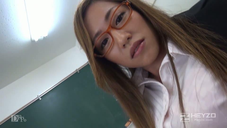 アナル好き教育実習生の課外授業 - 北山かんな【ベロチュー 口内射精】