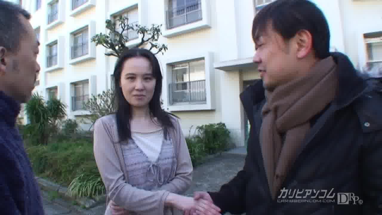 団地妻のおもいきッて逆ナン1 第二話 - 西村純子【ナンパ・痴女・中出し】