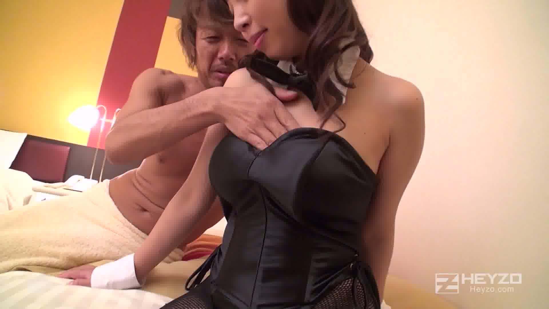 美熟女・汐里さんとぐっちょりセックス~膣年齢ハタチの魔力~ - 溝口汐里【バニーガール Wフェラ 正常位 バック 胸射 掃除フェラ 中だし】