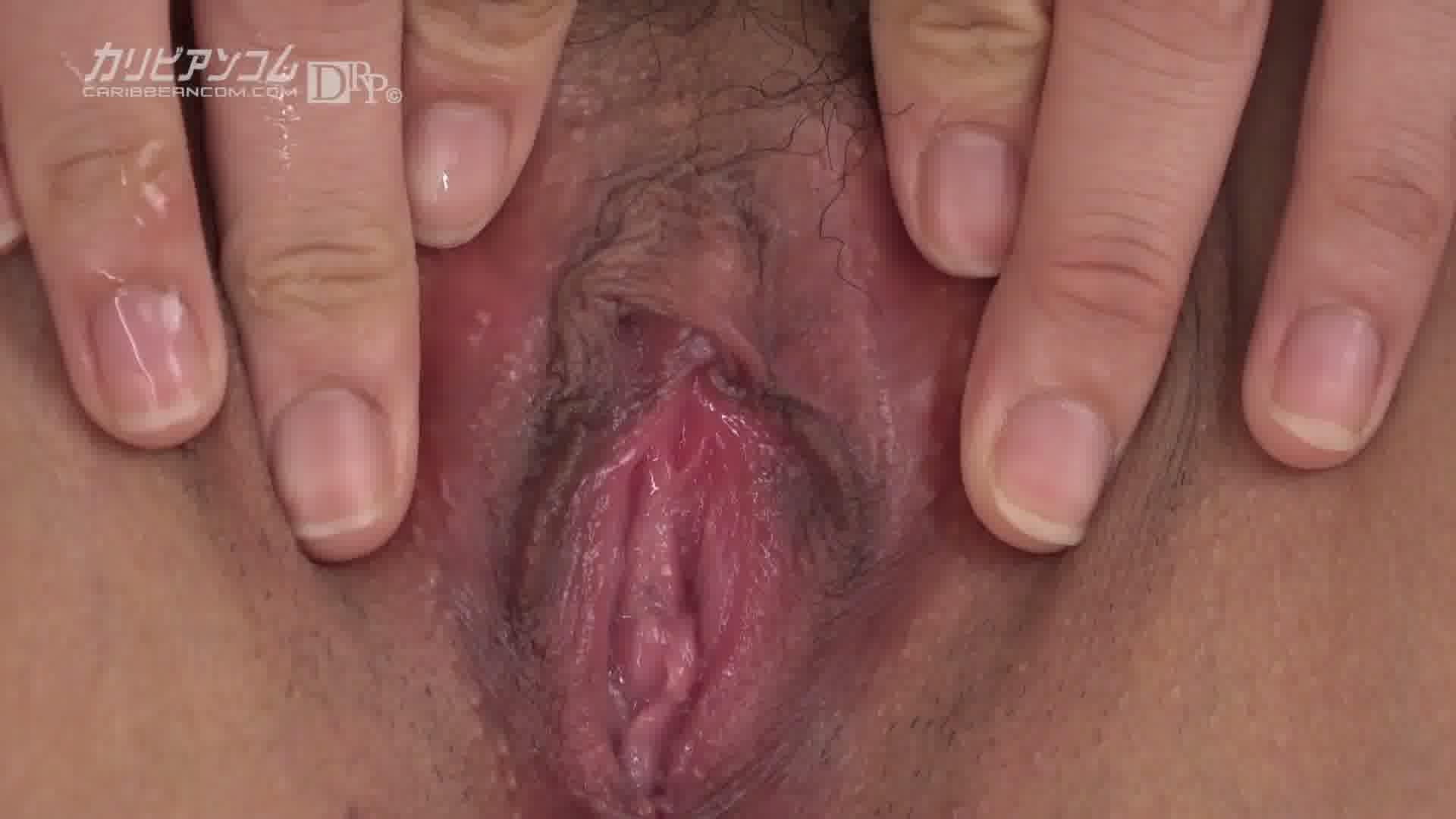 マンコ図鑑 黒木澪 - 黒木澪【美乳・クスコ・バイブ】
