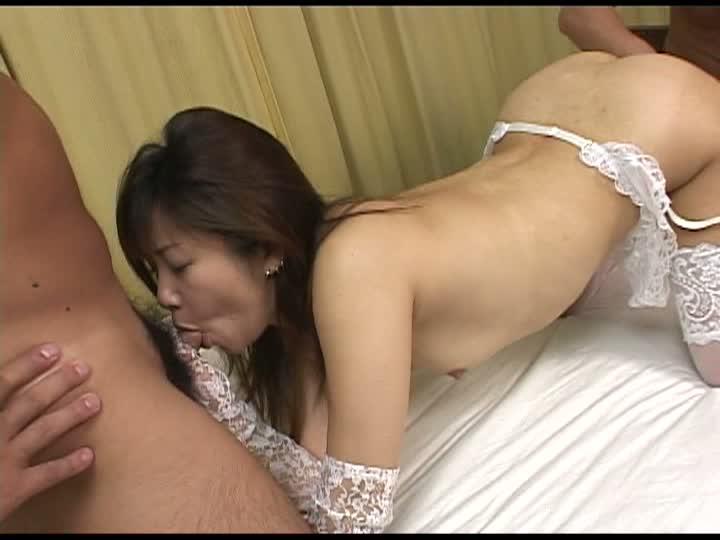 淫欲娘3P 中出し藤沢ルイ