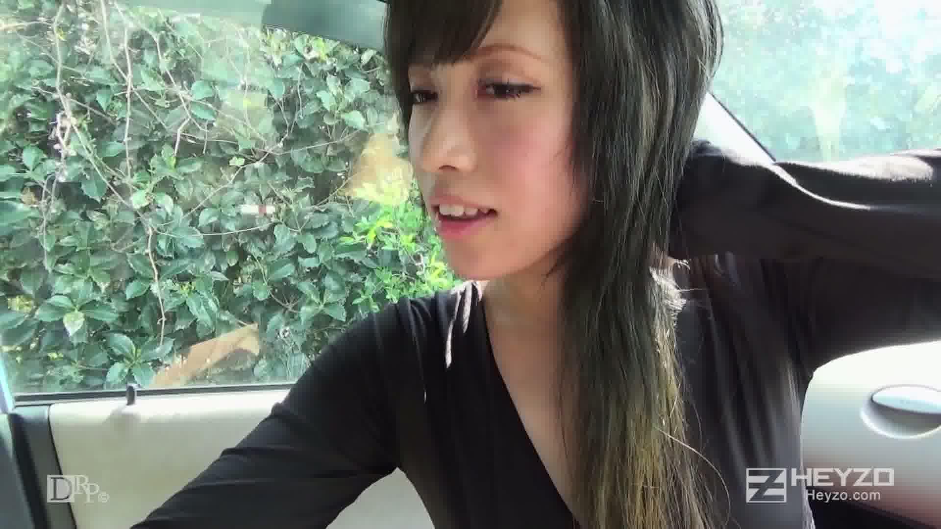 出会い系でゲットした素人娘とMプレイ三昧! - 神崎セイラ【車 手コキ フェラ オナニー】