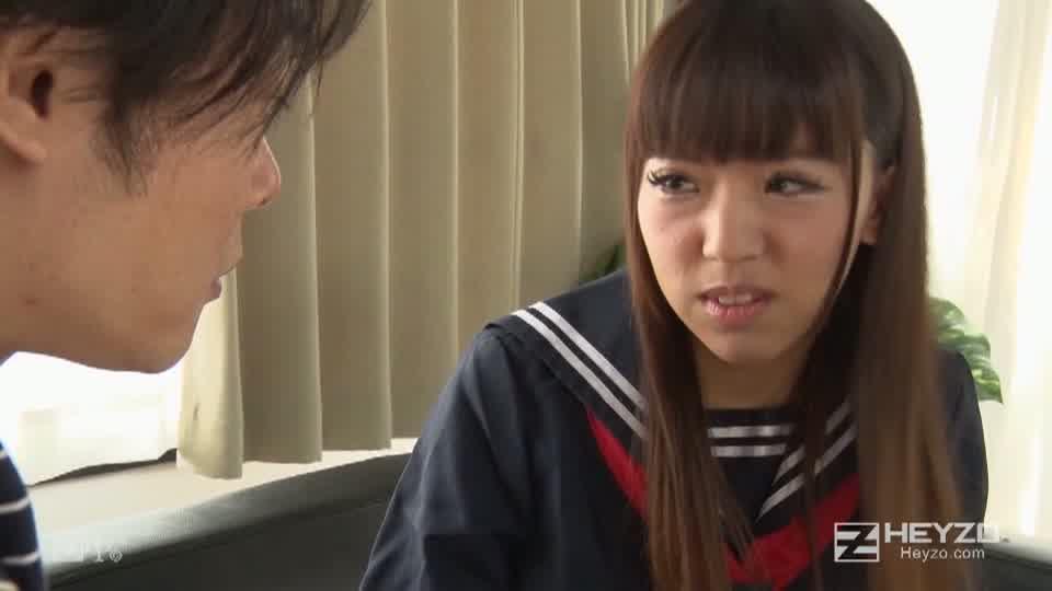 放課後美少女ファイル No.21~言われるがままのちっぱい少女~ - 桐山あかり【背面騎乗位 正常位 生中出し】