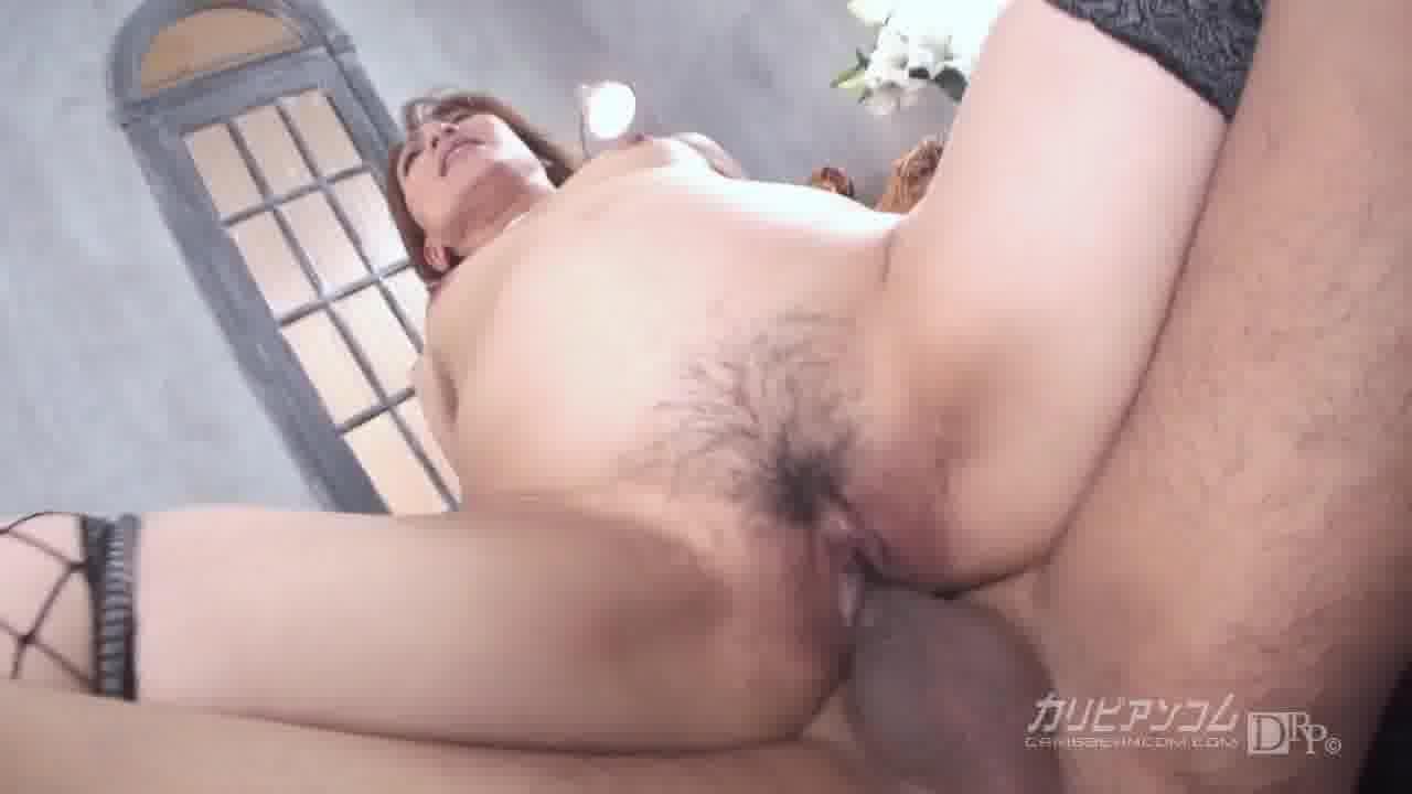美熟女の濃厚な性交 - 松本まりな【3P・潮吹き・中出し】