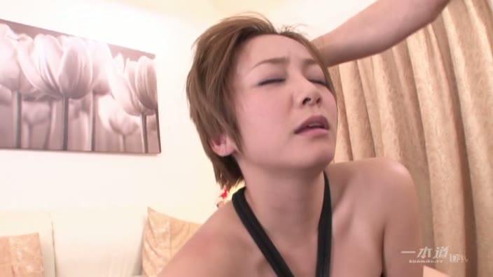 巨乳パイパン射精介助士物語 前編【小坂めぐる】
