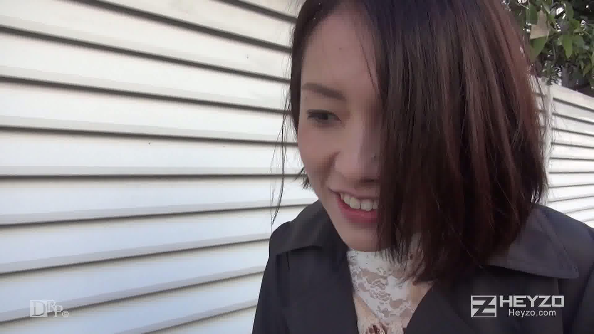 流れで中出しされまくる素人2  前編 - 相原さつき【ナンパ インタビュー】