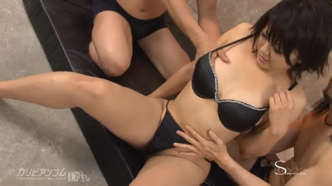 遥の初中出し☆ - 内山遥【ザーメン・3P・中出し】