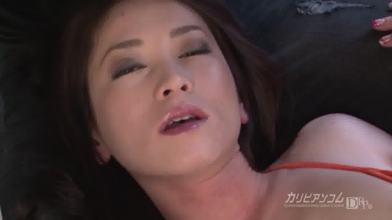 熟女ファイル Vol.02 - 直美めい【潮吹き・3P・中出し】