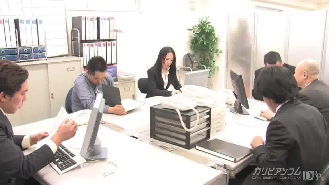 新入社員のお仕事 Vol.13 - 水嶋あい【OL・ぶっかけ・中出し】