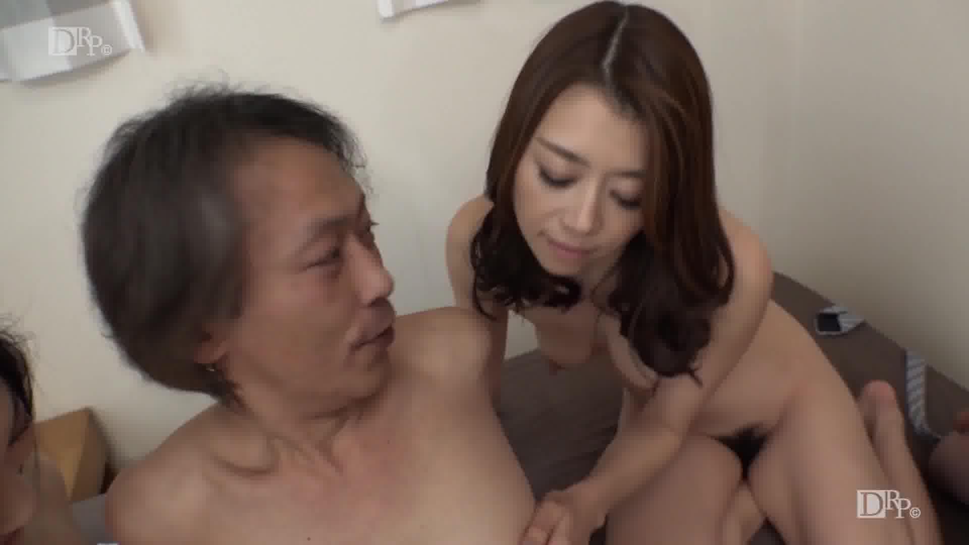 レズ不倫に仕組まれたスワップ乱交 - 江波りゅう【乱交・巨乳・レズ】