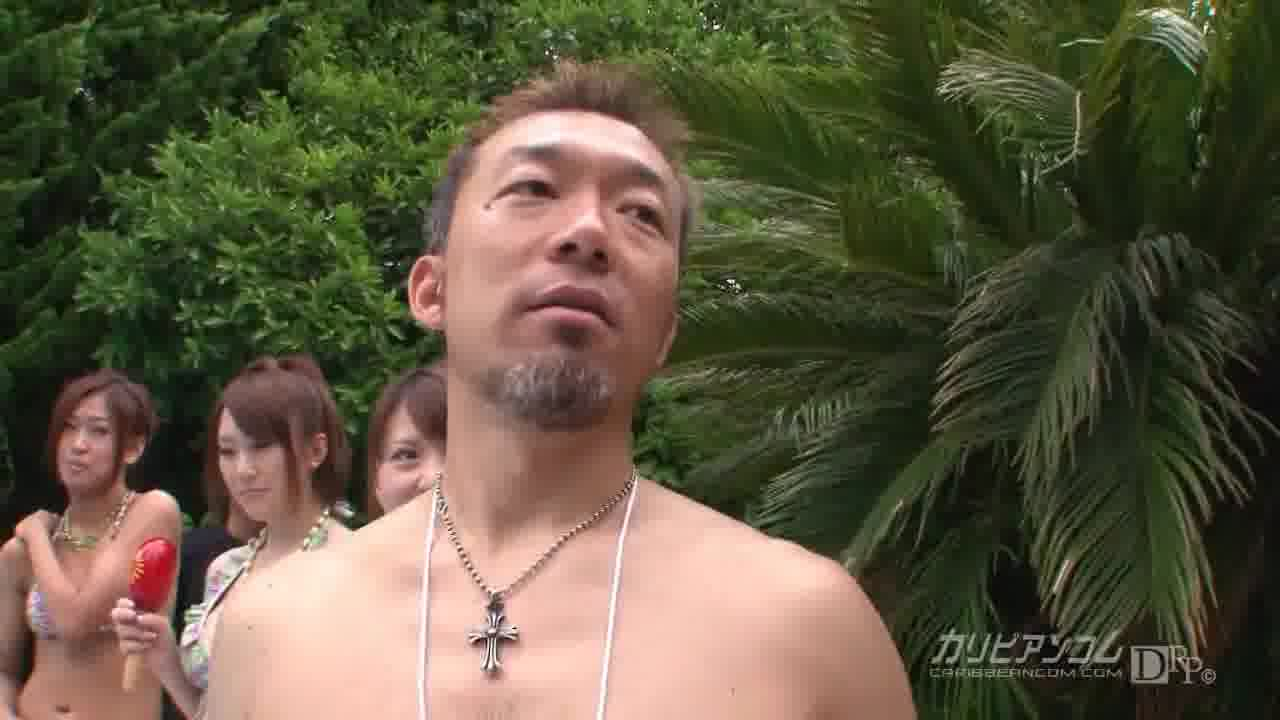 サマーガールズ2010 Vol.1 - みなみゆき【巨乳・乱交・野外露出】
