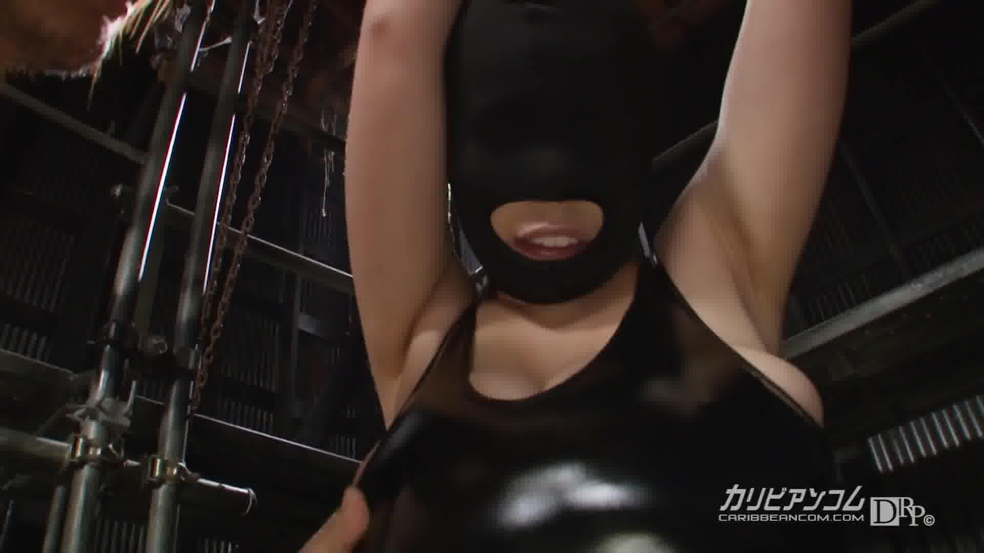 性欲処理マゾマスク ~3サイズアップのLカップになって復活~ - 性欲処理マゾマスク 06号【ボンテージ・SM・イラマチオ】