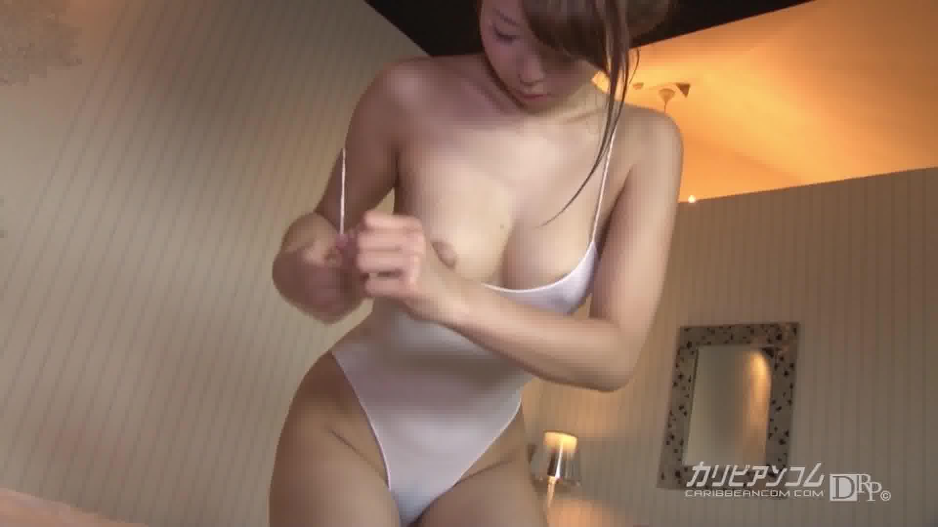 汁だく素人の熱中SEX - 酒井あさひ【巨乳・スレンダー・69】