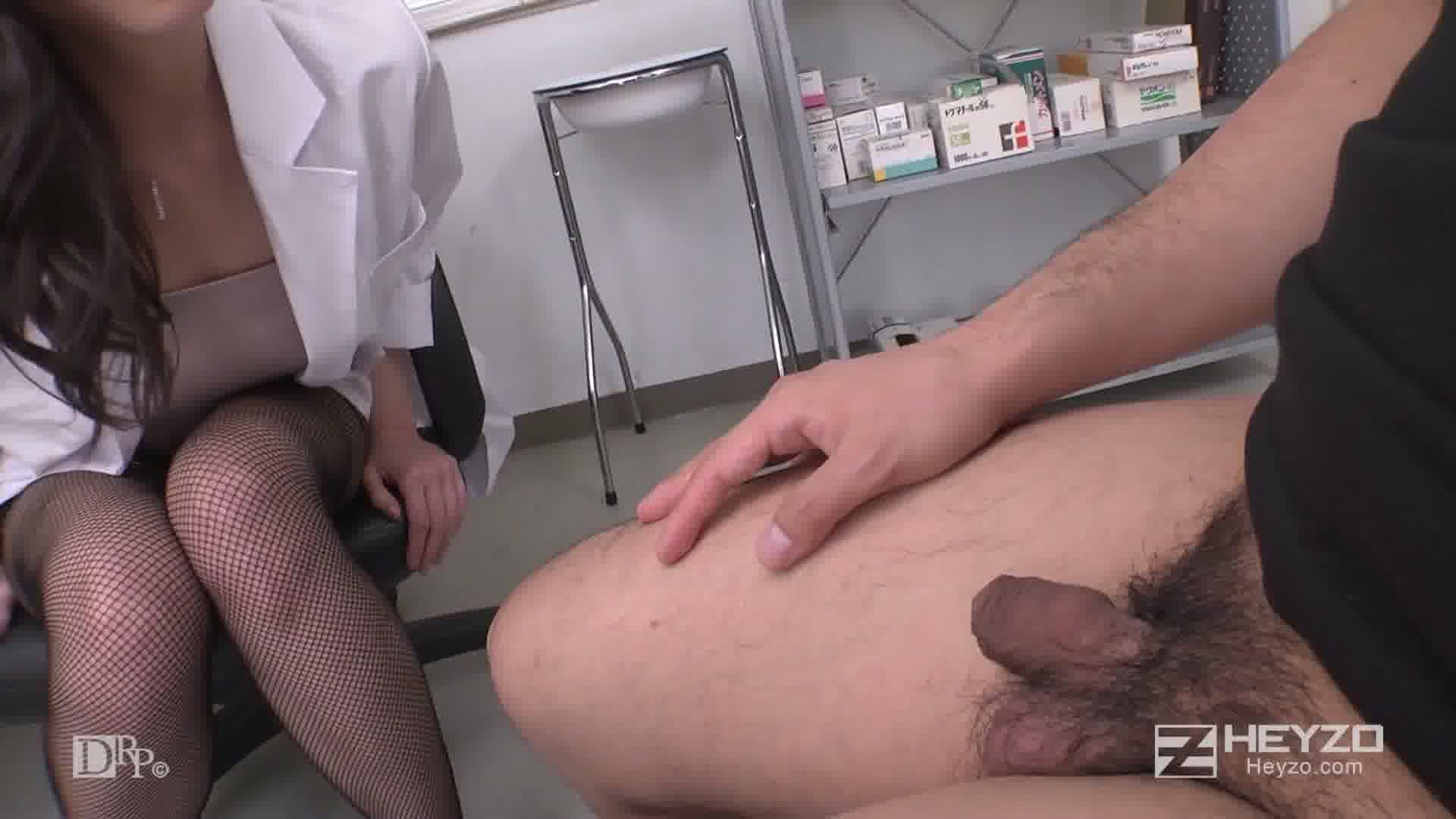 美痴女~Sな女医の快楽治療~ - 江波りゅう【オナニー 顔面騎乗位】