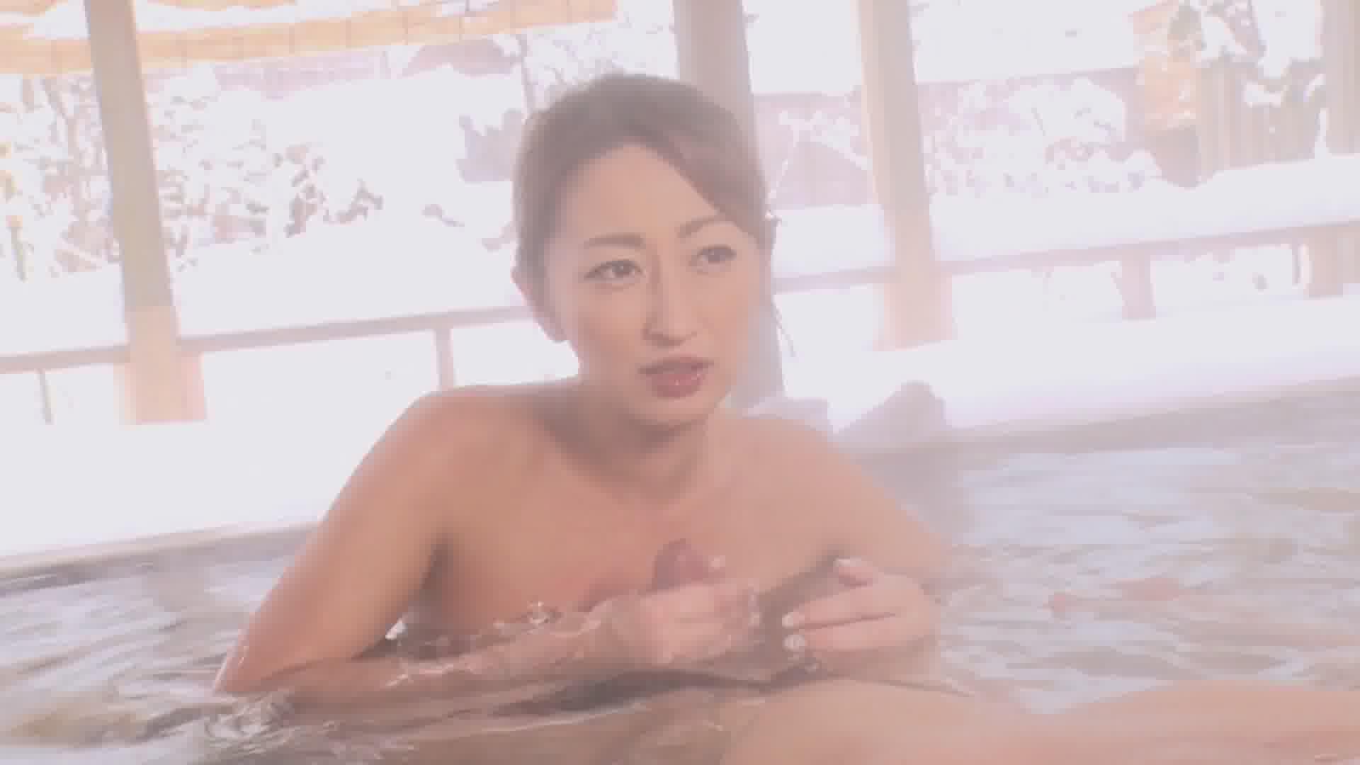 洗練された大人のいやし亭 ~私の肉厚マンコに溺れてください~ - 玲奈【巨乳・浴衣・中出し】