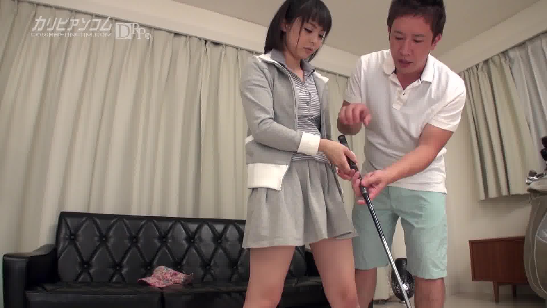 未来のアイドルゴルファーは君だ! - 伊澄知世【アイドル・パイパン・痴漢】