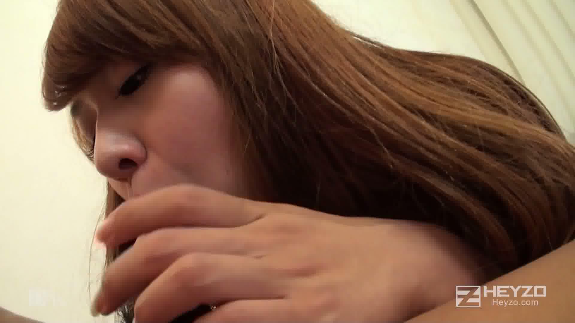 ピュアな素人娘が騙された怪しすぎる撮影会 - ひろみ【手ブラ 指マン クンニ フェラ 正常位】