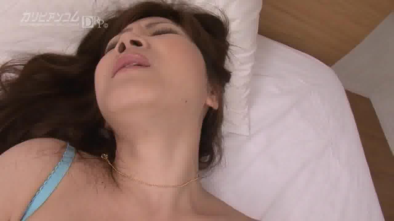 妄想狂いの美人妻 後編 - 朝霧一花【バイブ・ザーメン・3P】