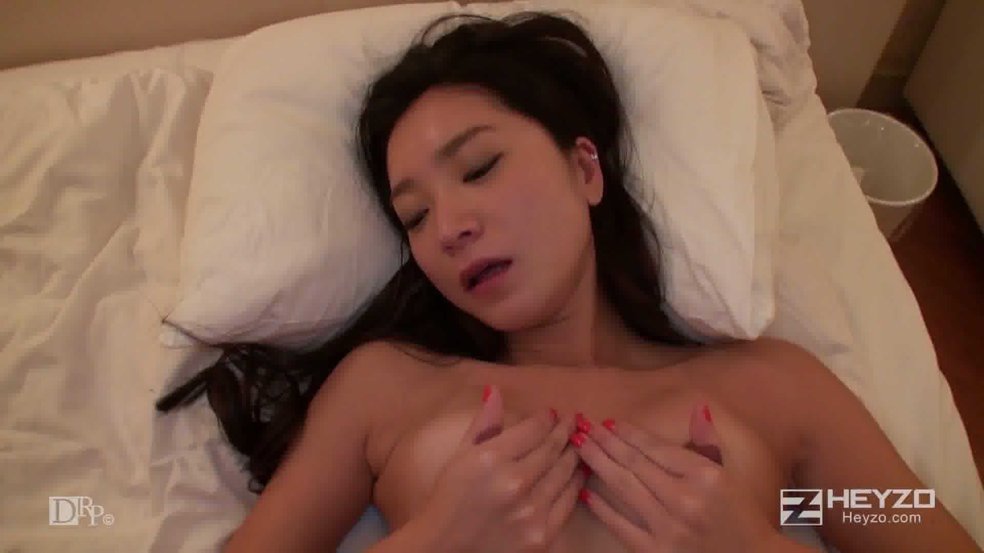 HAMEZO~ハメ撮りコレクション~vol.35 - 松田うみ【全裸 正常位 騎乗後背位 中出し】