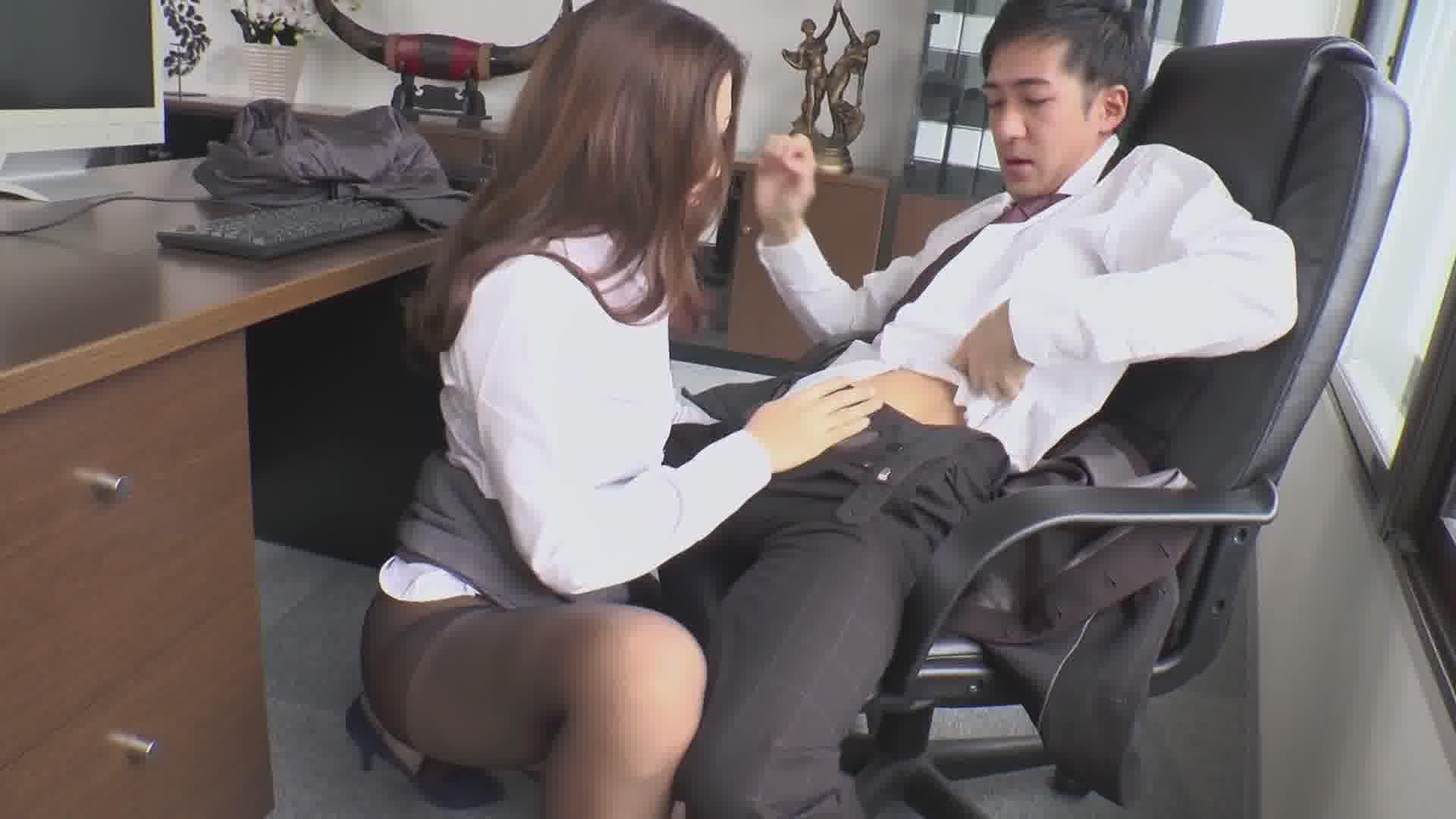 社長秘書のお仕事 Vol.10 - 百多えみり【美乳・OL・ぶっかけ】