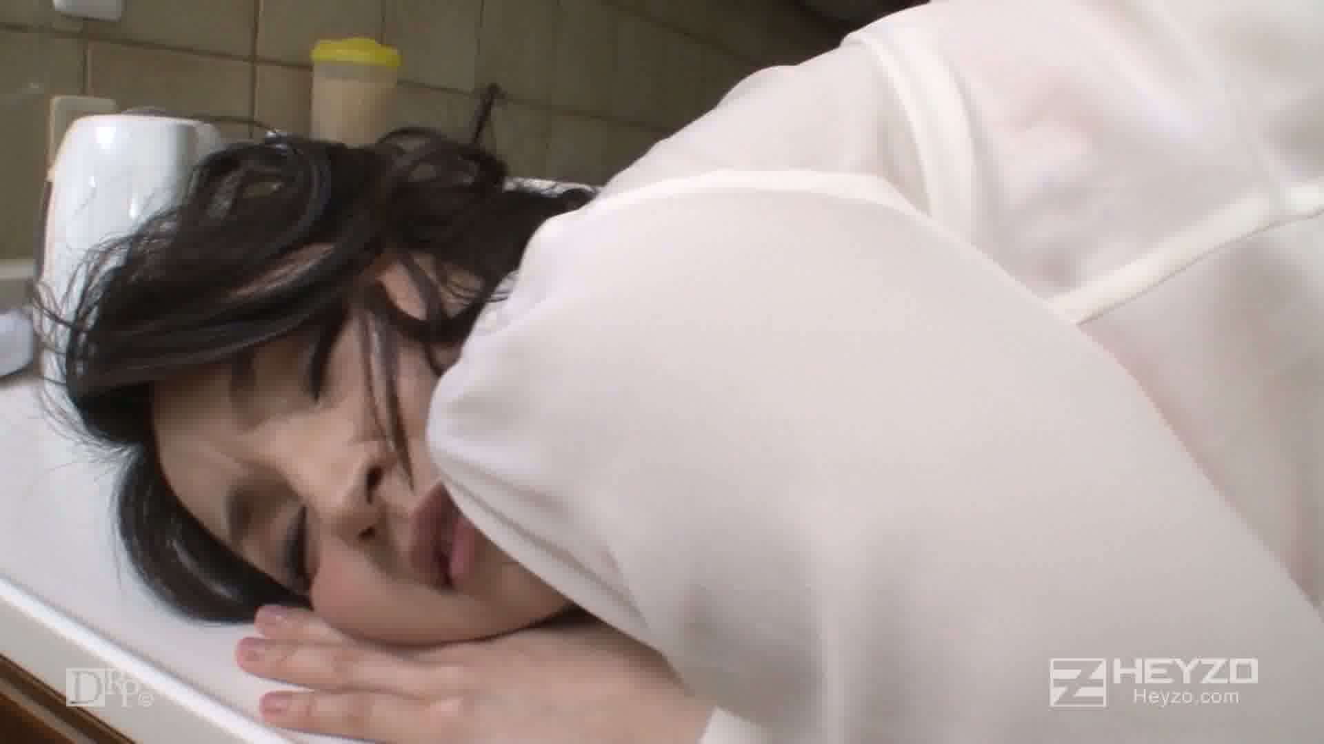 大変身!!熟的 美フォー・アフター~プライベート撮影会編~ - 大石真理子【オナニー フェラ 前戯】