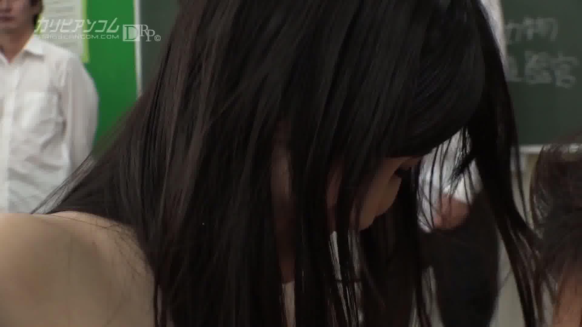 女教師ザーメン物語 - 小野寺梨紗【美乳・女教師・ぶっかけ】