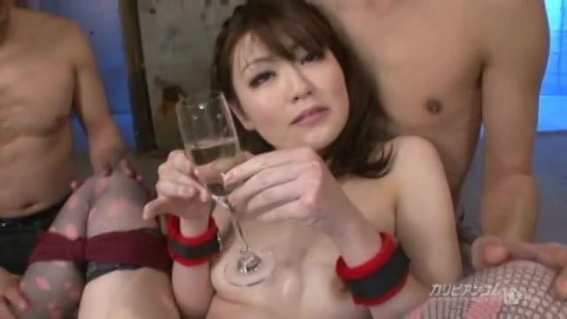 潮吹きっ娘 - 櫻井ともか【潮吹き・オナニー・中出し】