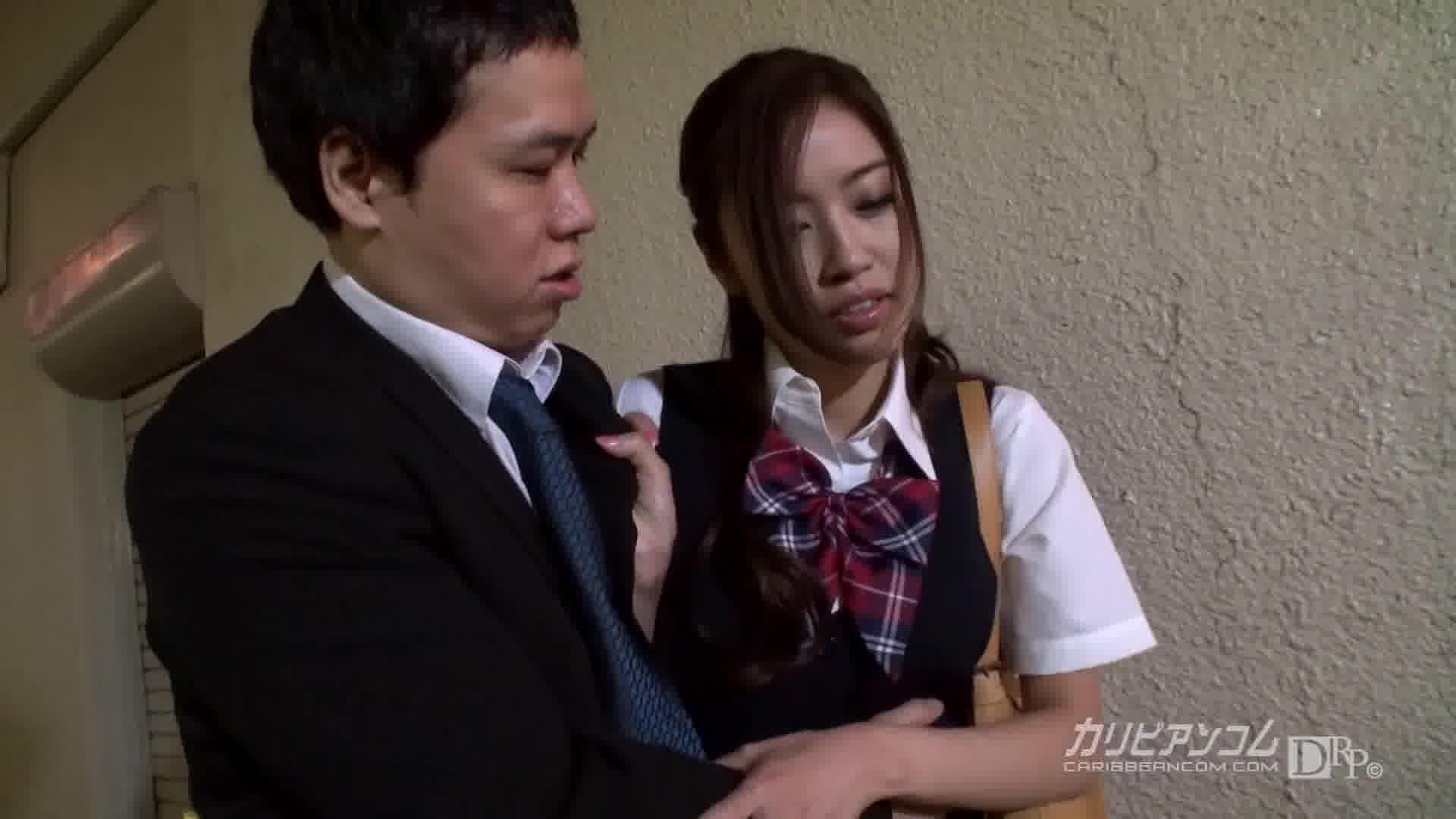 お持ち帰り忘年会 - 吉田花【痴女・OL・中出し】