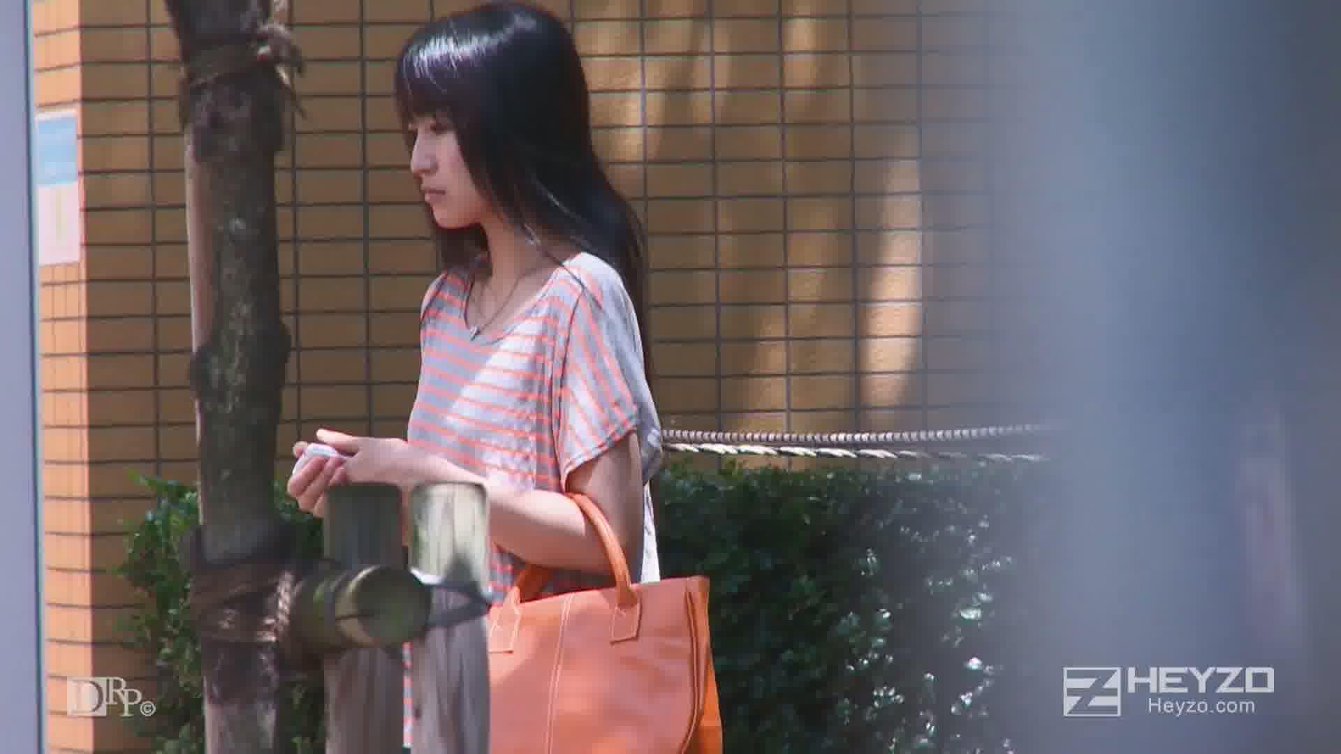 ナンパハメ撮り~素人娘を狩りにいこう!~ - 遠野しほ【ナンパ ホテル インタビュー】