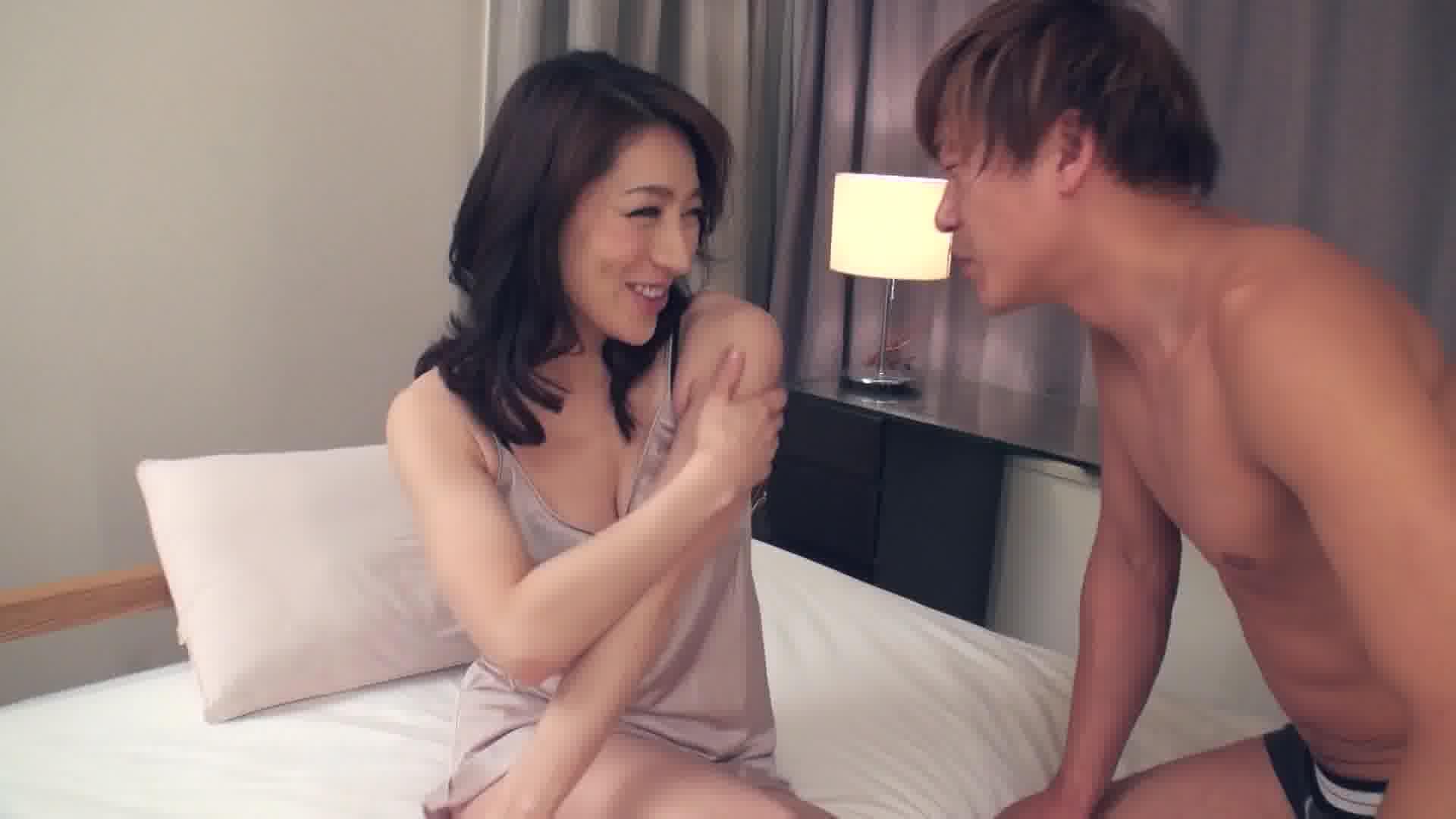 好色妻降臨 37 ~DVD未収録映像~ - 松本まりな【痴女・巨乳・オナニー】