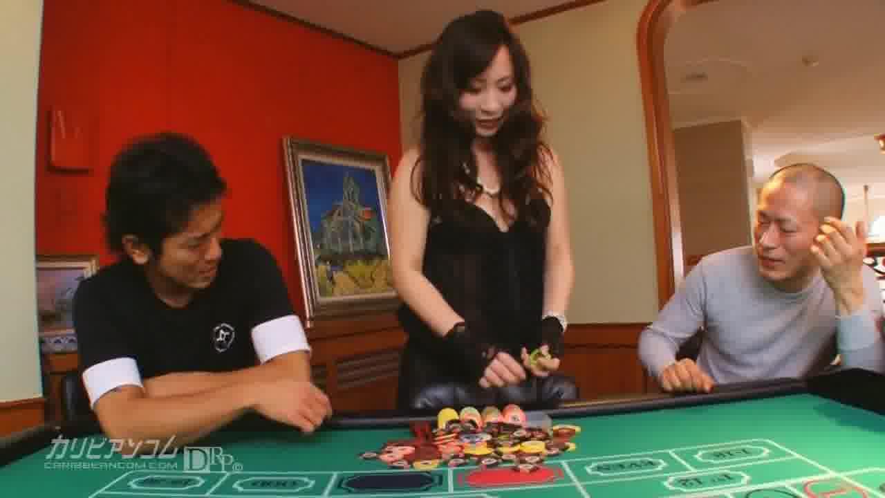 ギャンブルに強い女は性欲も強かった - とこな由羽【痴女・企画物・中出し】